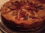 Delicious apple torte